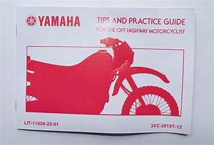 Oem Yamaha Lit