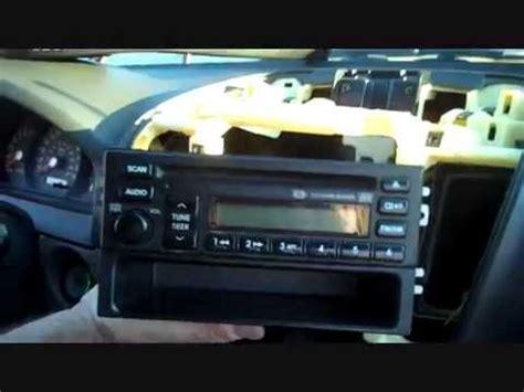 repair voice data communications 2002 audi tt parking system service manual 2008 kia sorento radio removal 2006 kia sportage radio removal wiring