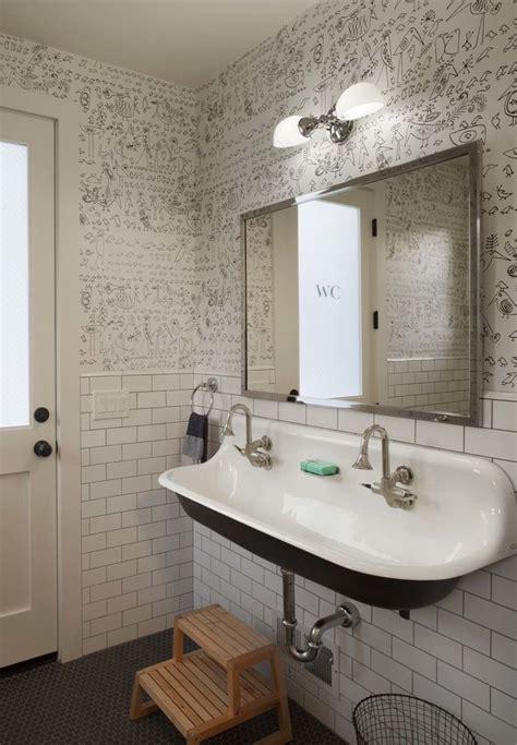 Farm Style Bathroom Sink by 17 Best Images About Farmhouse Bath On Trough