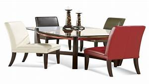 Dining sets for small areas rectangular glass dining room for Small rectangle glass dining table