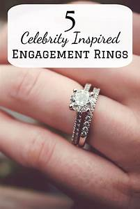 5 celebrity inspired engagement rings steal the style With celebrity inspired wedding rings