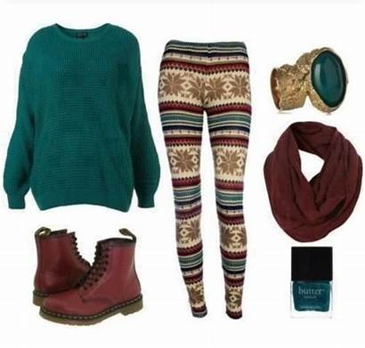 Leggings Fall Outfits Sweater Outfit Autumn Winter