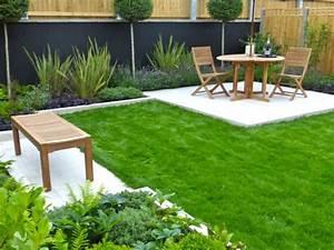 deco jardin design 49 jardins modernes pour vous inspirer With idee de jardin moderne