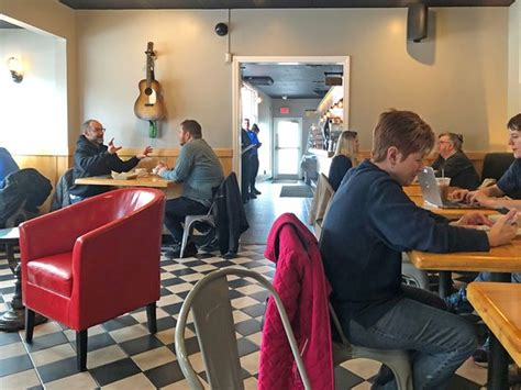 We also want to share our skills and knowledge of the specialty coffee industry with our customers to help guide them towards the perfect cup. Rebel Dog Coffee Company, Plainville - Restaurant Reviews, Photos & Phone Number - TripAdvisor