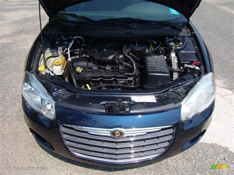 2004 Chrysler Sebring Engine by 2004 Chrysler Sebring Convertible 2 7 Liter Dohc 24 Valve