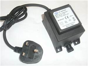 12v ac 50w garden transformer outdoor 12 volts 50 watts With 12 volt power supply outdoor lighting