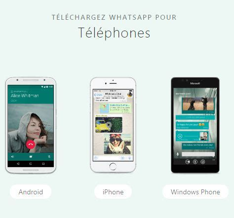 whatsapp telecharger l application mobile java pour