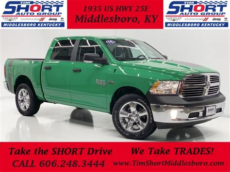 green ram trucks  sale getautocom