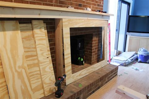 handcrafted life  finale  building  fireplace