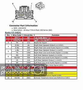 2003 Chevy Silverado Radio Wiring Harness Diagram