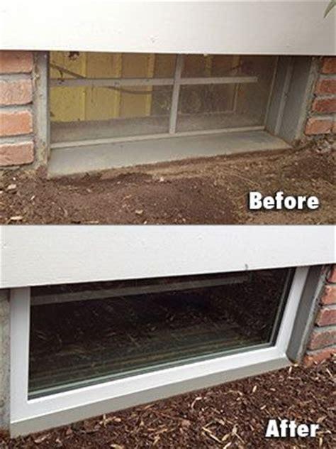 everlast basement window installation