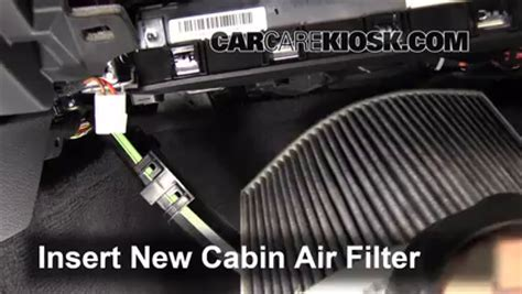 cabin filter replacement bmw     bmw    cyl turbo