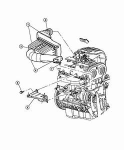 2011 Dodge Nitro Heat 3 7l V6 4x4 Rivet  Mounting