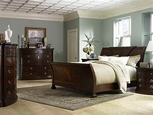 Bedroom paint ideas for bedrooms with wooden cabinet