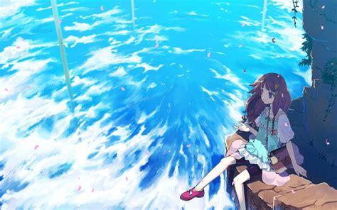 Anime Scenery Wallpaper Hd - anime scenery wallpaper wallpapersafari