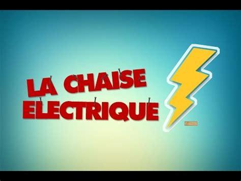 la chaise electrique dany boon la chaise électrique