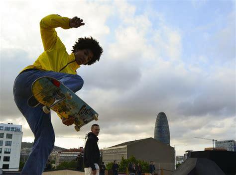 El Nike Sb Llega A Barcelona En Imágenes