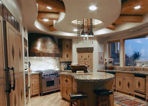 rustic kitchen design ideas home design and decoration