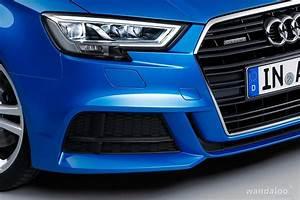 Audi A3 Berline 2017 : audi a3 berline ~ Medecine-chirurgie-esthetiques.com Avis de Voitures