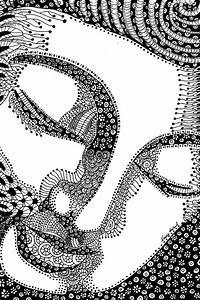 Was Bedeutet Zen : buddha zentangle ink drawing by nance aurand humpf black and white pinterest gautama ~ Frokenaadalensverden.com Haus und Dekorationen