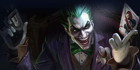 joker hero attributes stats abilities samurai gamers