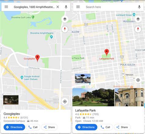 Google Maps Está Sendo Testado Para Ser Mais Detalhado