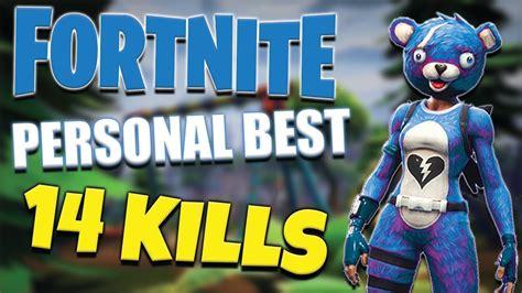 fortnite personal   kills cuddle team leader youtube