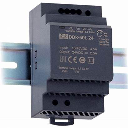 Ddr Well Mean Dc Din Rail Converters