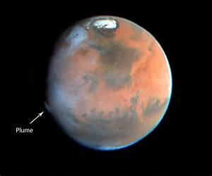 Space Weather Causing Martian Atmospherics - Universe Today