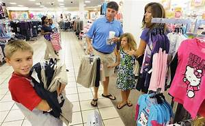 The Back Store : forecast for back to school shopping kbia ~ Markanthonyermac.com Haus und Dekorationen