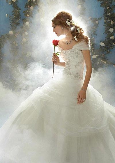beauty   beast wedding ideas