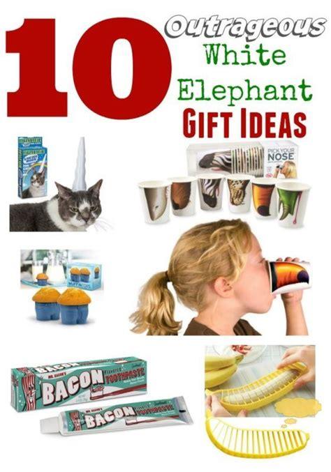 Cheap White Elephant Gift Ideas - Eskayalitim