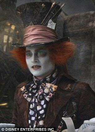 pin  michelle lowe  mad hatter johnny depp mad