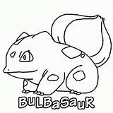 Coloring Pokemon Pages Printable Legendary Bulbasaur Popular sketch template