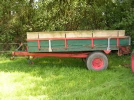 traktor anhänger gebraucht einachser anh 228 nger einachser f 252 r traktor in bonn vilich m 252 ldorf privat traktor landwirtschaftl