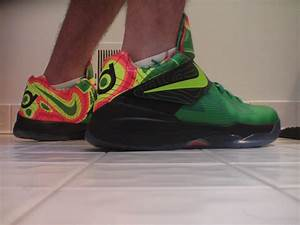 "Release Recap: Nike Zoom KD IV - ""Weatherman"" 