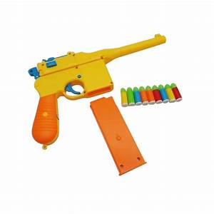Toy Gun, Mauser c96 Shiny & Colorful Realistic Pistol with ...