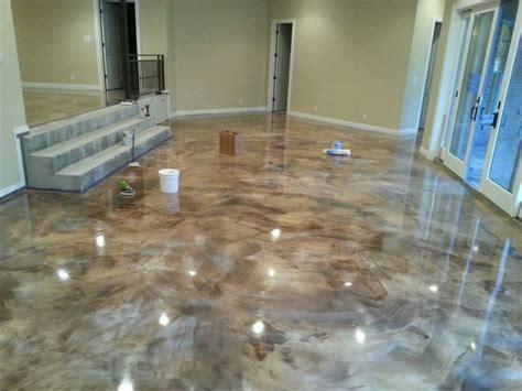 epoxy floor    america house epoxy overlay