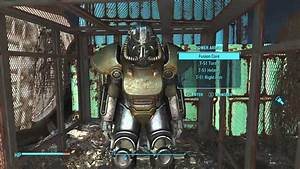 Fallout 4 T51 Power Armor Location 2nd Set YouTube