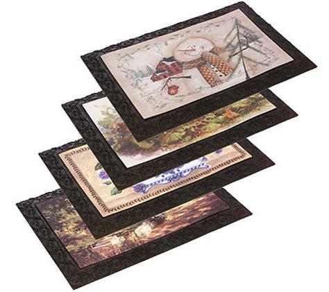 Interchangeable Doormats by Mohawk Interchangeable Outdoor Mat W 4 Seasonal Inserts