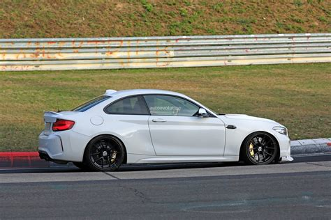 2020 Bmw M2 Cs Spotted On Nurburgring, Shows New Rear