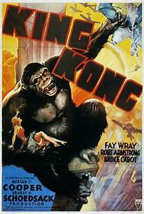 King Kong Poster, 1933 by Granger