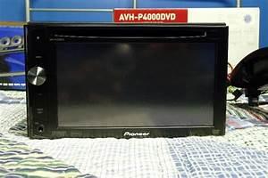 Fs  Pioneer Avh-p4000dvd With Scosche Kit