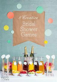 mimosa bar bridal shower