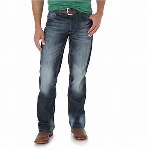 Wrangler Menu0026#39;s Limited Edition No. 42 Vintage Boot Cut Jeans - 675474 Jeans u0026 Pants at ...