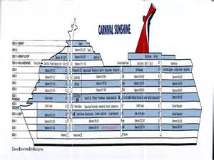 carnival cabin carnival deck plan carnival ship layout mexzhouse