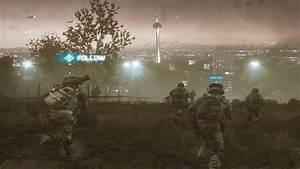 Us Invasion Of Iran - Battlefield 3