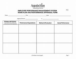 best photos of employee work plan communication action With performance management action plan template