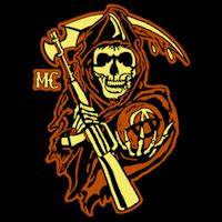 Sons of Anarchy - Stoneykins Pumpkin Carving Patterns and ...