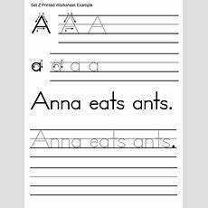 17 Best Handwriting Practice For First Grade Images On Pinterest  Handwriting Worksheets